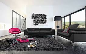 awesome 60 living room decor black sofa decorating inspiration of
