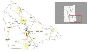 Nashua Zip Code Map by Interstate 293 Wikipedia
