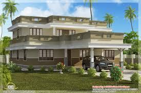 28 flat roof house flat roof design detail flat roof house flat roof house flat roof home design with 4 bedroom kerala home design