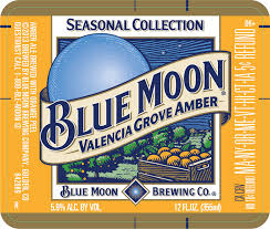 Blue Moon Valencia Grove Amber Ale | BeerPulse