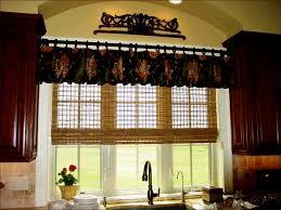 yellow kitchen curtains valances lace valances grey valance