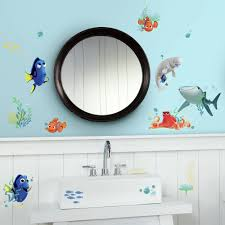 roommates finding dory peel and stick wall decals walmart
