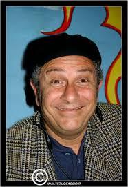 Il bravo e simpatico attore comico di Insieme, Enrico Guarneri in . - 198-02-28-06-4485