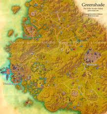 Morrowind Map Greenshade Map The Elder Scrolls Online Game Maps Com