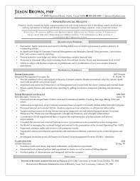 Senior Business Analyst Resume Sample  sample objective and key     happytom co Business Analyst Resume Examples