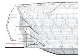 design estadio santiago bernabéu u2013 stadiumdb com