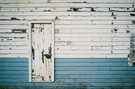 can an interior door be used as a garage door the home depot