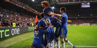Pertandingan Benfica vs Chelsea