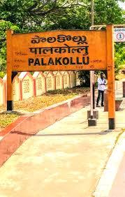 Palakollu railway station