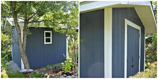 Smith Built Shed by How To Paint Your Shed The Right Way Diy Passion