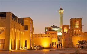 Dubai luce
