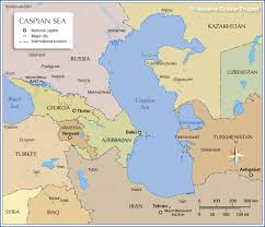Map Of The Red Sea Map Of The Caspian Sea Nations Online Project