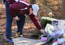 falmouth high student killed in car crash identified as