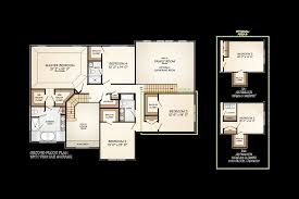 the madison ryder ridge second floor plan with two car garage