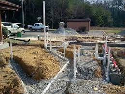 Plumbing Rough Lds South Pittsburg Branch Addition Plumbing Rough In
