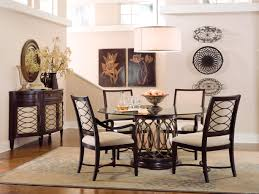 Dining Room Sets With Round Tables Dining Room Interior Furniture Nice Looking White Shade Dining