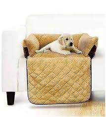 small dog couch bed pet chair cover soft warm cushion fleece