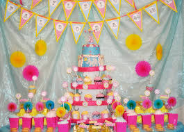 1st Birthday Decoration Ideas At Home Home Design Birthday Inspiration Inspirations At Home Bheics
