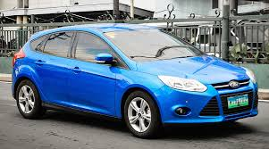 ford focus third generation wikipedia