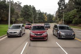 nissan canada back in the game the big test 2015 minivans chrysler honda kia nissan and toyota