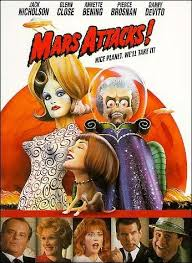 Portada de Mars Attack