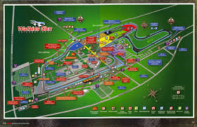 Phoenix International Raceway Map by Watkins Glen A History Told In Course Maps Hemmings Daily