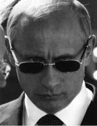 Is Vladimir Putin the man Who