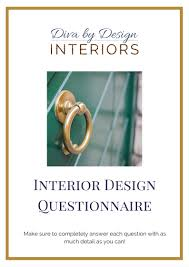 New Home Design Questionnaire The Diva U0027s Home U2013 Designing Your Home For Happiness