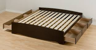 Diy Platform Bed Frame Designs by Diy Platform Bed Frame Designs Best Images About Platform Diy