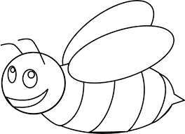 cute bee coloring pages sunflower coloringstar
