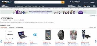 black friday deals amazon uk which retailer has the best black friday strategy econsultancy