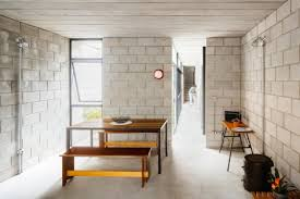 Building A Concrete Block House Modest Modernism Concrete Block House In Brazil Wins Award Urbanist