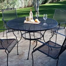 Cast Iron Patio Set Table Chairs Garden Furniture - 5 piece wrought iron patio furniture dining set seats 4