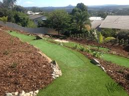 Backyard Golf Hole by Adventure Golf This Backyard Golf Set Up Highlights What Can Be