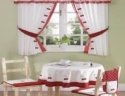 Elegant Kitchen Curtains by Black And White Kitchen Curtains White Tile Brick Backsplash Wall
