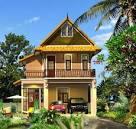 แบบบ้านทรงไทยประยุกต์สวยงามร่วมสมัย | homedec.in.th บ้านและสวน