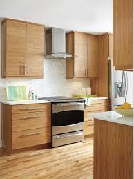 Zebra Wood Kitchen Cabinets The Clean Lines And Modern Look Of Kitchen Craft U0027s Summit