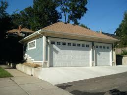 3 Car Garage Building Two Car Garagedetached 2 Garage Floor Plans Simple