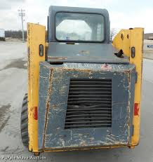 mustang 2054 skid steer item j8659 sold april 13 constr