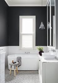 Bathroom Interior Design Ideas by The 25 Best Black White Bathrooms Ideas On Pinterest Classic