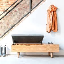 furniture sets modern storage bench look more elegant