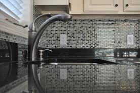 glass tiles for kitchen backsplashes kitchen mosaic tile backsplash hgtv patterns kitchen 14054344