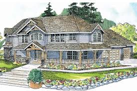 Two Story Craftsman House Plans Craftsman House Plans Rutherford 30 411 Associated Designs