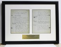 Atlas Shrugged Revolution Dinner   Auction   Online Registration     The winning bidder will possess a unique copy  the only one that will ever be offered by the Ayn Rand Archives  Thus  this single reproduction is the