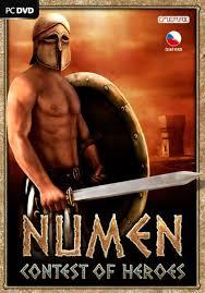 Numen - Contest of Heroes Deutsche  Texte, Untertitel, Menüs, Videos Cover