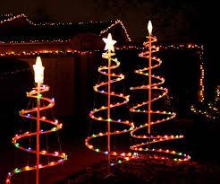 Christmas Yard Decoration Images Light Up Outdoor Christmas Tree Sacharoff Decoration