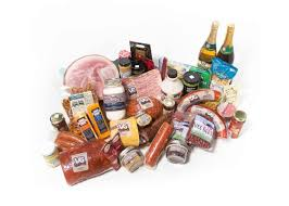 vg meats gift baskets