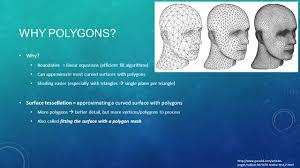 cs 450 computer graphics review overview of polygons ppt download