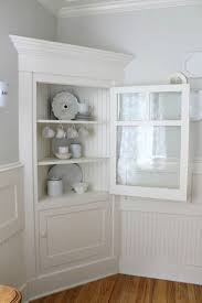curio cabinet rare white corner curio cabinet pictures concept