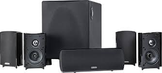 definitive technology procinema 600 5 1 channel home theater